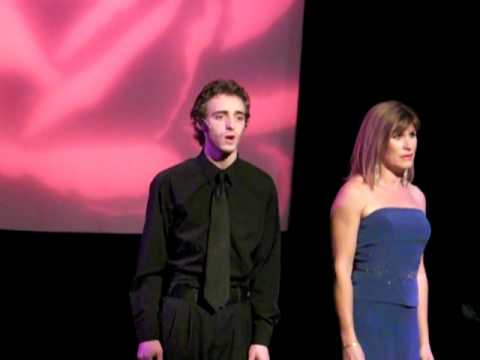 Alex Mitchell and Judy Norton Perform in From Judy With Love