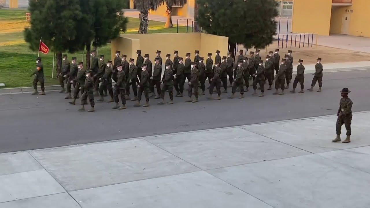 Download MCRD San Diego Drill - USMC Cadence
