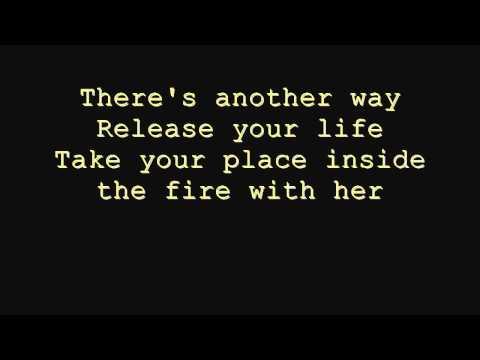 Disturbed - Inside the Fire Lyrics HD