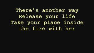Disturbed - Inside the Fire Lyrics HD