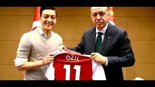 Nationalmannschaft: Harsche Kritik an Özil und Gündogan wegen Treffen mit Erdogan