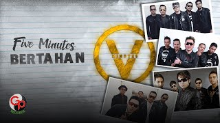 Five Minutes - Bertahan Lyric