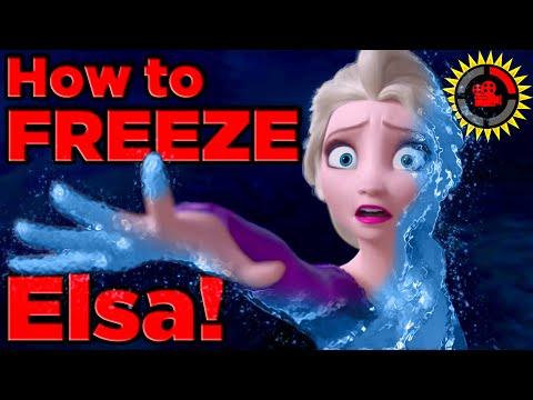 Film Theory: How To FREEZE Elsa! (Disney Frozen 2)