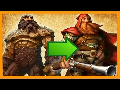 Origin Of The Dwarves - World Of Warcraft Lore