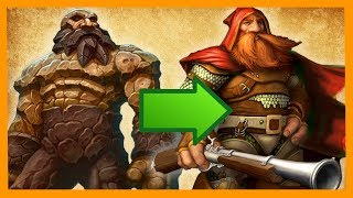 Origin of the Dwarves - World of Warcraft Lore