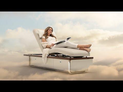 La chaise méridienne Nuage