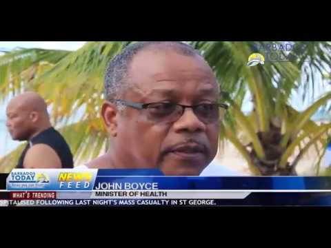 BARBADOS TODAY AFTERNOON UPDATE - December 8, 2016