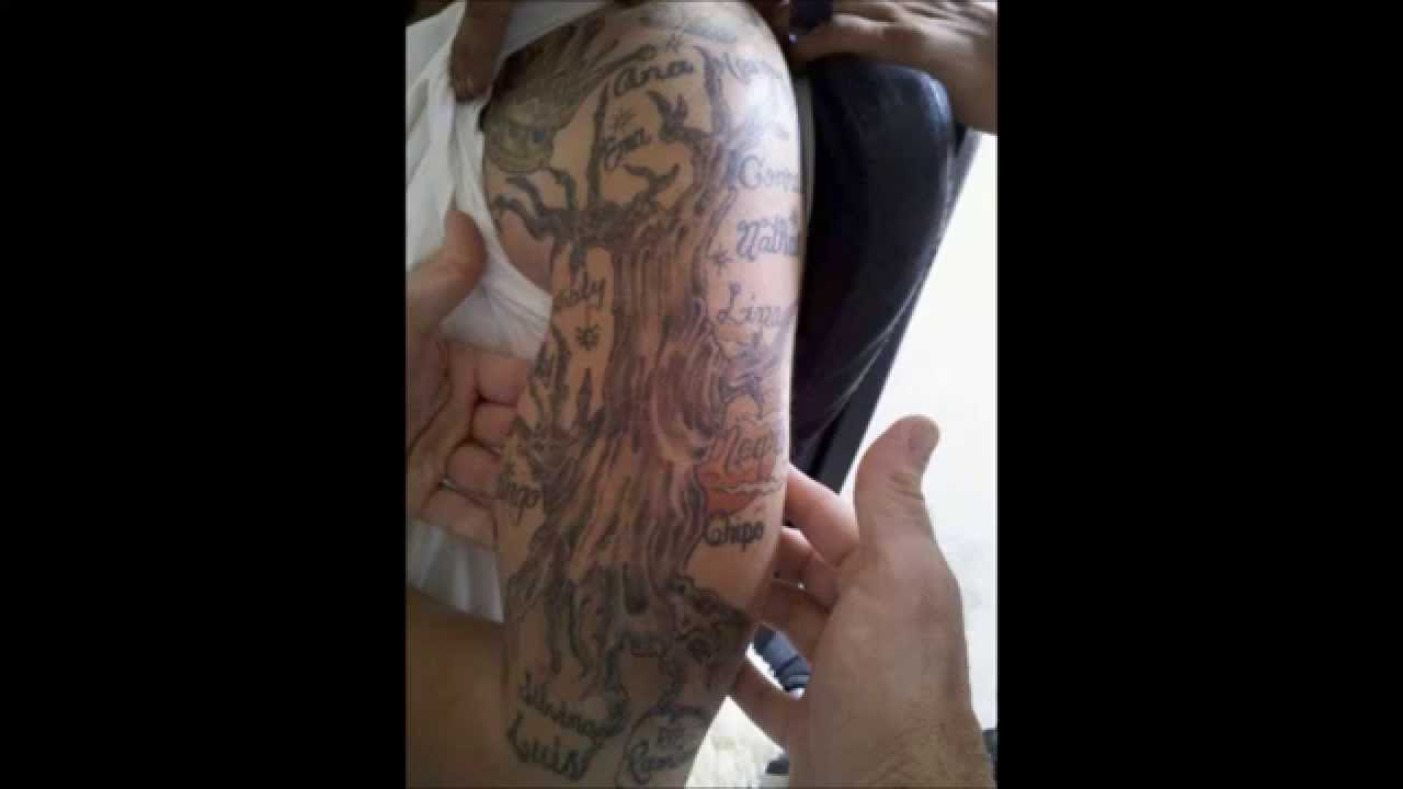 Family Tree Tattoo Ideas Youtube