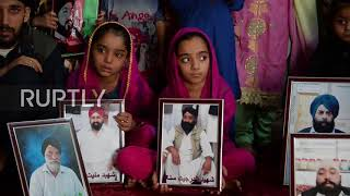 Afghanistan: 'Our lives are in danger' - Afghan Sikhs plan to leave the country