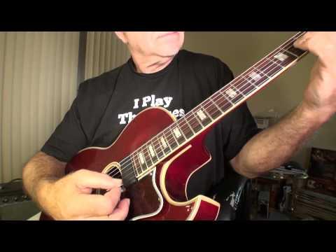 Hello dolly guitar