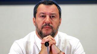 La Lega Ufficializza La Crisi Presentata In Senato Mozione Di Sfiducia A Conte