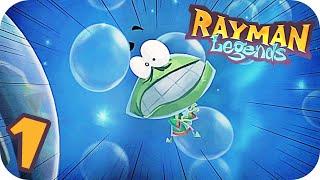 Rayman Legends - » Parte 1 « - Español [HD]