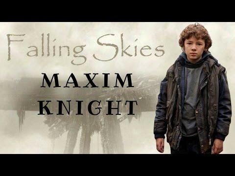 Meet the Actor: Maxim Knight Matt Mason from Falling Skies