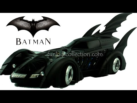 Batmobile Film Batman Forever 1995 1//18 Mattel Hot Wheels Modell Auto mit oder..