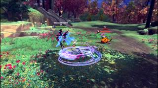 Aura Kingdom - Ravager Skills