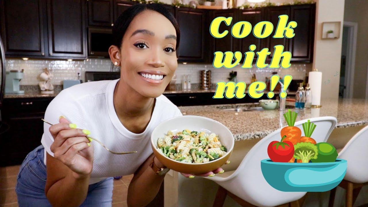 COOK WITH ME!! // SUPER EASY QUICK MEAL IDEA // Jessica Tull cooking