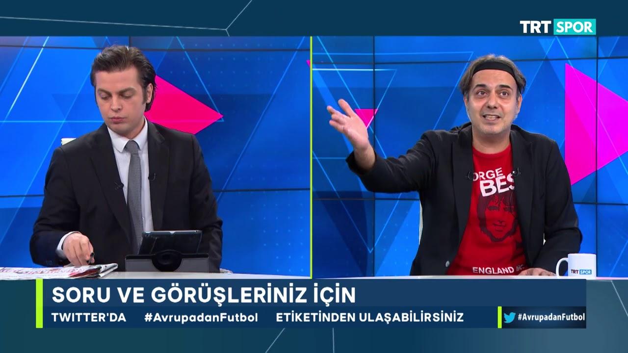 Tam Bolum Erbatur Ergenekon Ve Ali Ece Ile Avrupa Dan Futbol 13 10 2020 Youtube