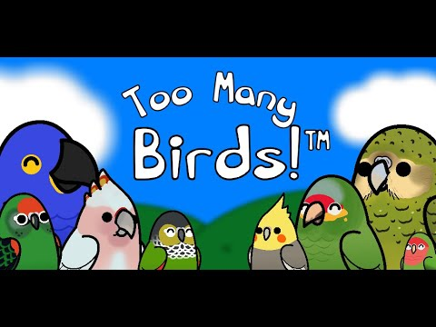 Too Many Birds!™ For Pc - Download For Windows 7,10 and Mac