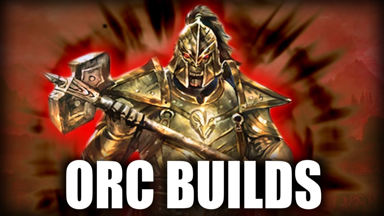 Skyrim - Top 5 Orc Builds