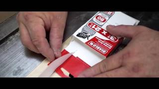 Can Paper Cut Wood???