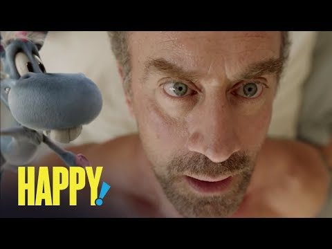 Syfy Sets Return Date For 'Happy!', Releases Season 2 Trailer
