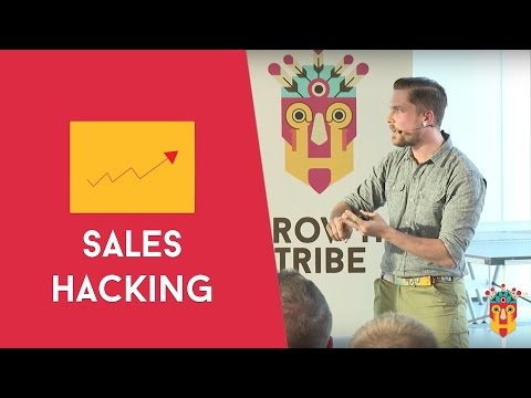Growth Hackers Amsterdam Meetup: Sales Hacking