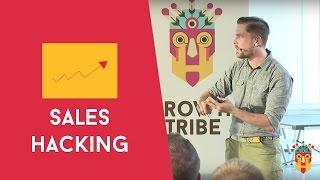 Growth Hackers Amsterdam Meetup: Sales Hacking