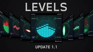 LEVELS 1.1 new features!