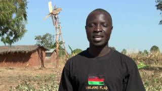William talks about The Boy Who Harnessed the Wind