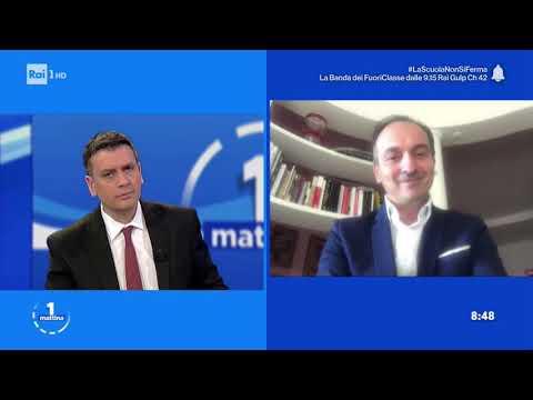 Emilia Romagna e Piemonte: parlano i presidenti - Unomattina 17/04/2020
