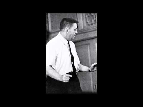 George Lynn Experience As Choral Director and Effect on Composition excerpt from Colorado Composers