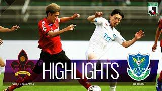 ツエーゲン金沢vs栃木SC J2リーグ 第10節