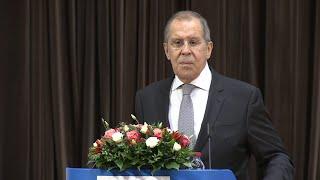 Лавров предложил способ решения ситуации в Беларуси