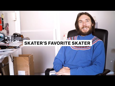 Skaters' Favorite Skater: Alex Olson