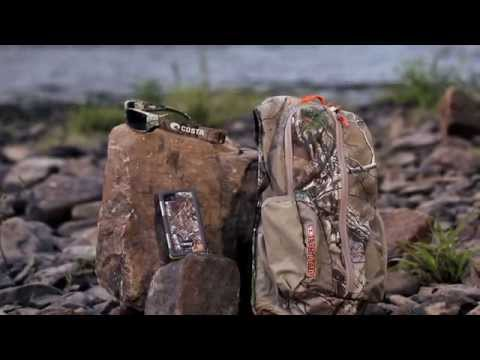 Realtree Lifestyle Gear with Easton® Outfitters, Costa and OtterBox® (1:00)