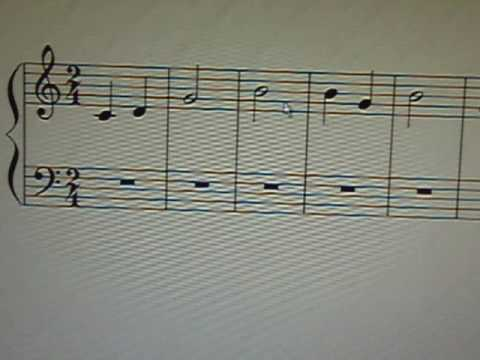 how to write music notation Μάθημα 5