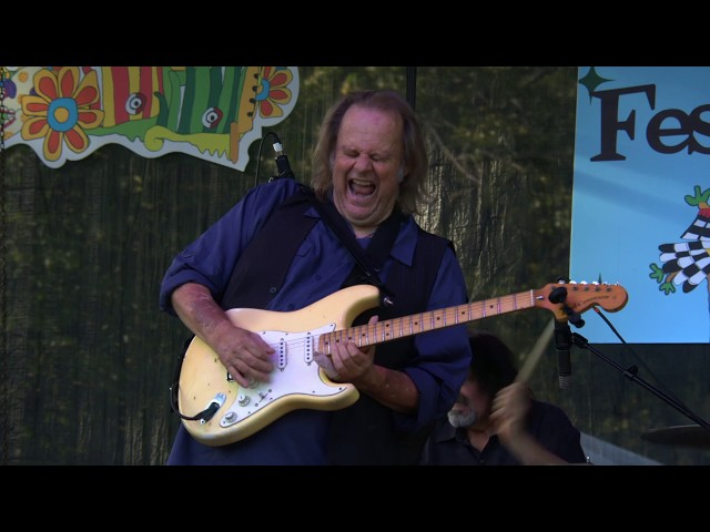 Erie Blues and Jazz 2019 - Walter Trout