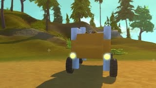 Scrap Mechanic Gameplay ►! ОБУЧЕНИЕ!►#1