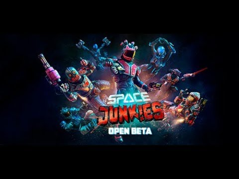 Space Junkies (first look) Open Beta | Oculus Rift - *NOT SPONSORED* |