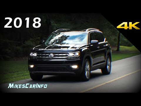 2018 Volkswagen ATLAS SEL Premium with 4MOTION - Quick Look and Test Drive Experience vw