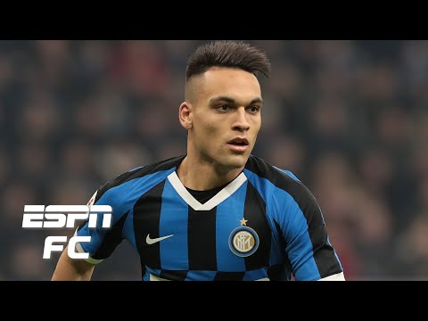 Will Barcelona miss out on Inter Milan's Lautaro Martinez to Real Madrid or Man United? | ESPN FC