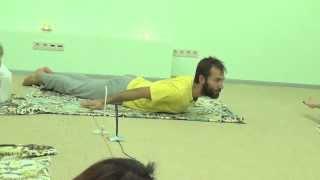 Укрепление мышц спины. Упражнение при болях в спине.(Укрепление мышц спины. Упражнение при болях в спине. http://video-uroki.massage108.ru/ Укрепление мышц спины для того,..., 2014-03-15T13:42:07.000Z)