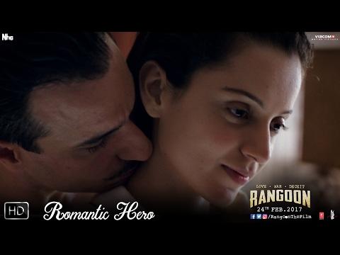 Romantic Hero  | Rangoon | Shahid Kapoor | Kangana Ranaut | Saif Ali Khan