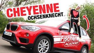 Fahrstunde mit Cheyenne Ochsenknecht | Fischer Academy