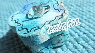 Cardboard Jewelrybox (+ Infinitine.com Jewelry)