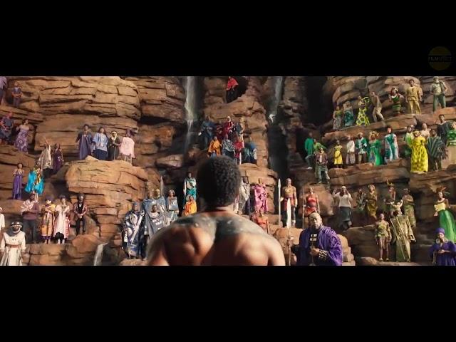 Black Panther ( 2018) Trailer