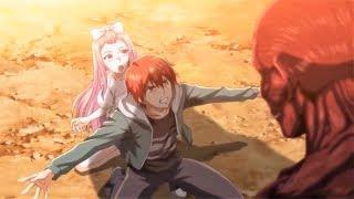 Аниме где ГГ защищает девушку и обладает большой силой ТОП 10