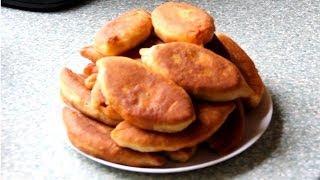 Легкие пирожки на кефире (без дрожжей)(Текстовый вариант рецепта в моем блоге: http://zhuzha.org/video/hobbi-i-tvorchestvo/legkie-pirozhki-na-kefire., 2014-06-02T10:26:30.000Z)