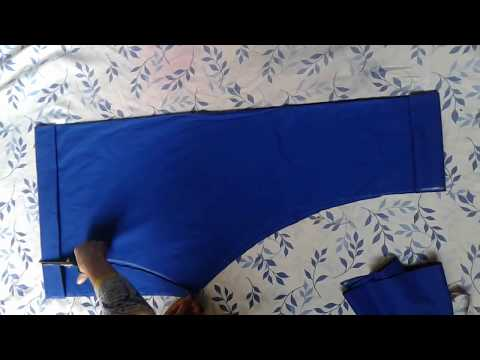 How To  Cutting Trouser