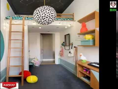 Awesome kids bed design You even can DIY it interior design ideas